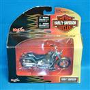 Maisto 2004 FLSTFI Fat Boy Harley Davidson Motorcycles Series 20 Die Cast 1:18